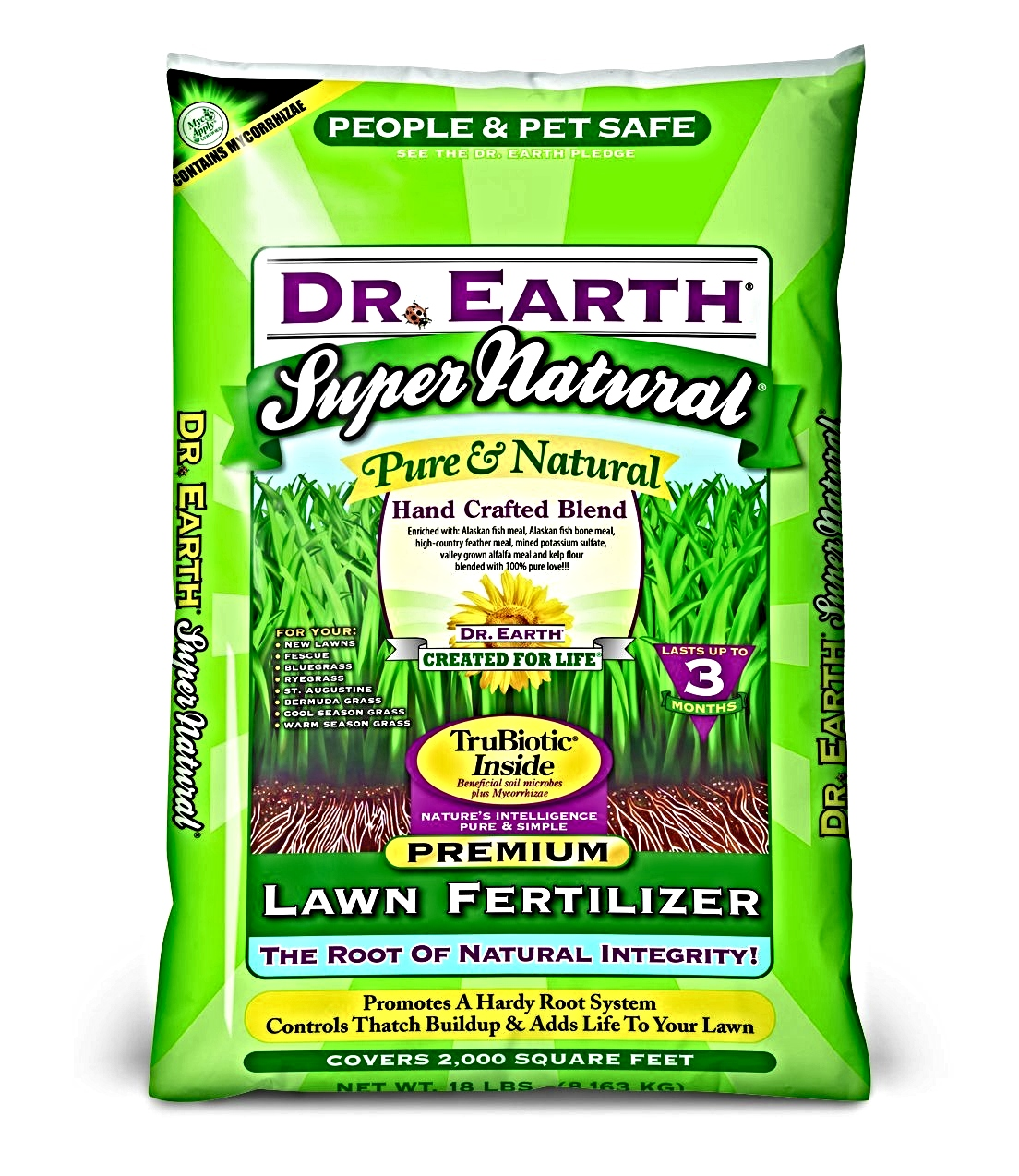 Best Lawn Fertilizer For Grass 2018 2019 Buying Guide
